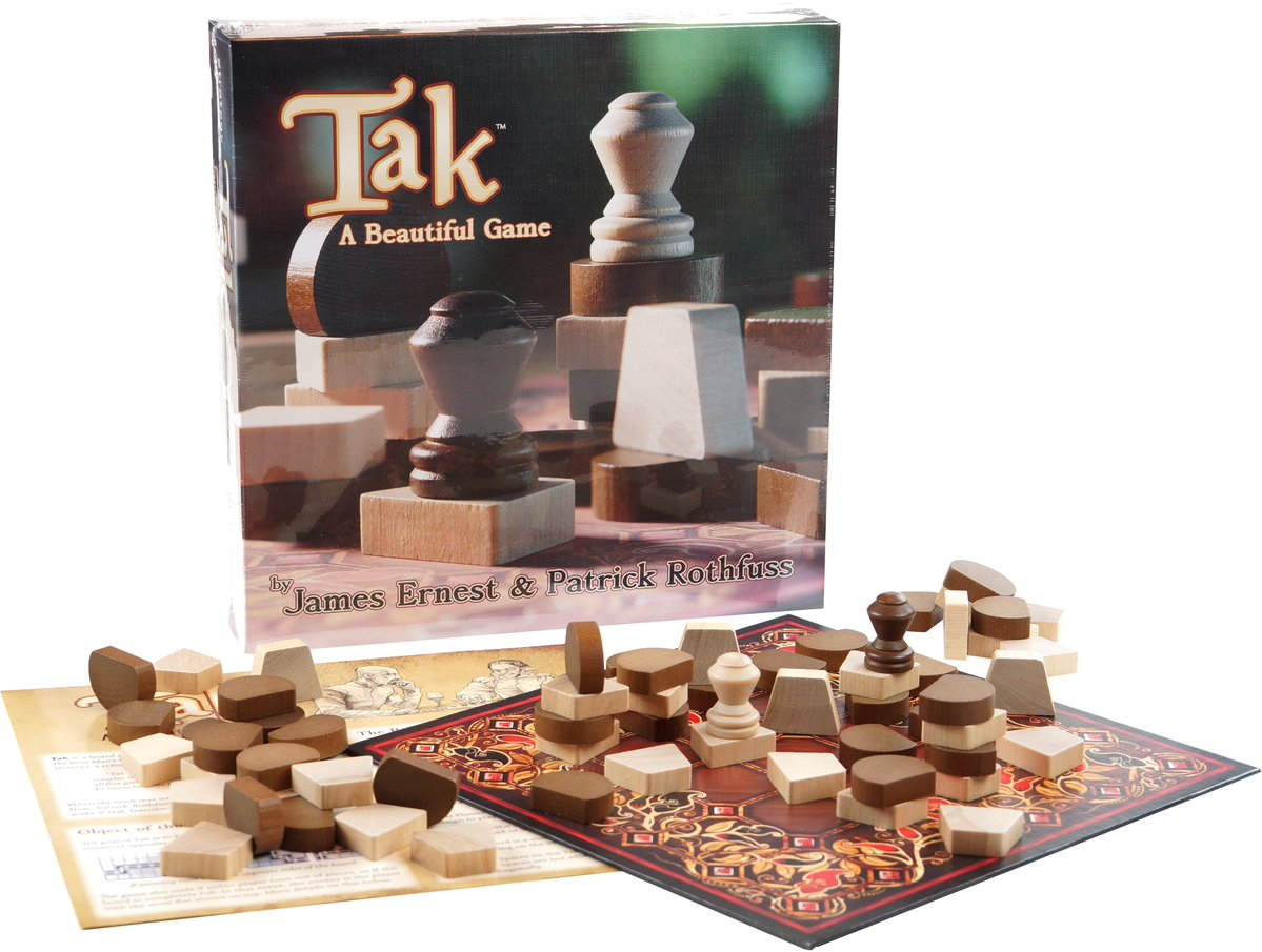 The Tak Retail Set